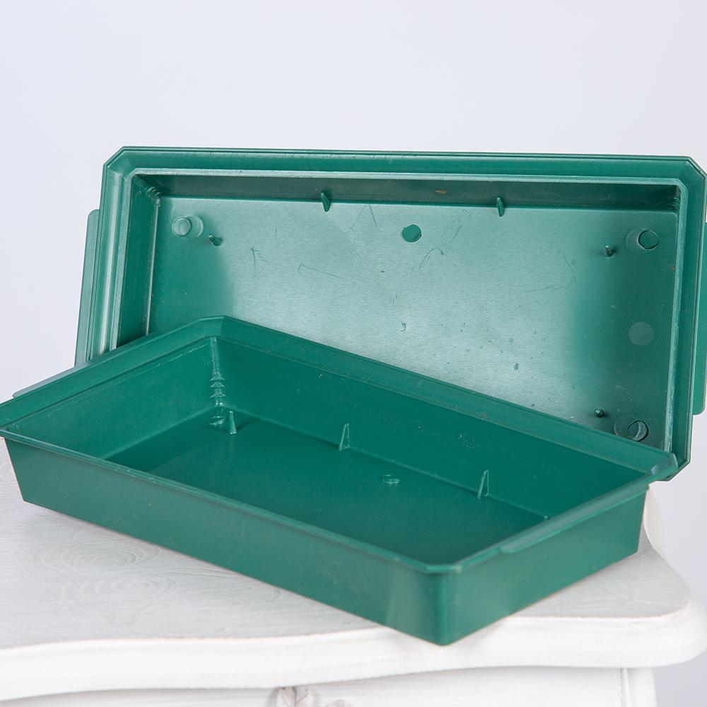 Bandeja Pástico Verde Entera